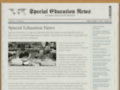 Details : Special Education News